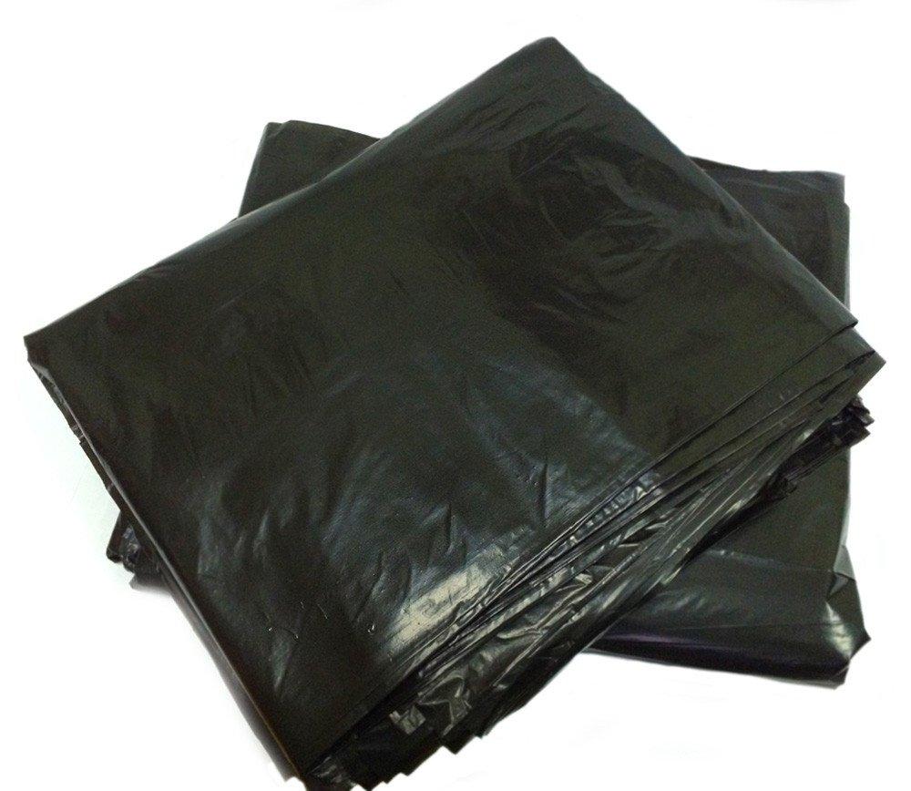 Мешки для мусора 120л 10шт пластами 80 микрон НХР, арт.: г00312
