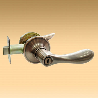 Замок KORAL 6901 (891) асеt медь с кл., арт.: 604043